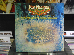 Lp Rick Wakeman - Journey To The Centre Of... Estado De Novo