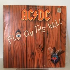 Lp Ac/dc - Fly On The Wall