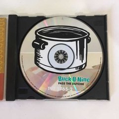 Cd Buck-o-nine - Pass The Dutchie - comprar online