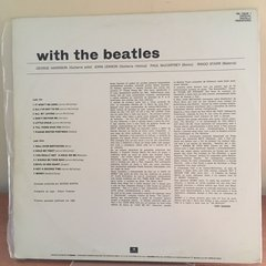 LP The Beatles - With The Beatles - comprar online