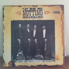 LP The Nothing Hillbillies - Missing......Presumed Having a Good Time