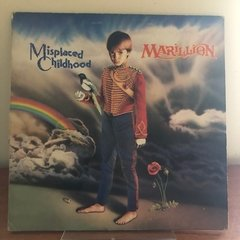 LP MARILLION - MISPLACED CHILDHOOD