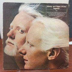 LP Johnny and Edgar Winter - Togrther Live
