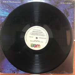 LP Echo and The Bunnymen - Ocean Rain - Midwest Discos
