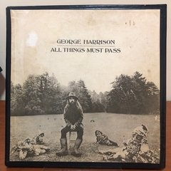 LP Box George Harrison - All Things Must Pass (MONO) 1º Prensagem - Triplo