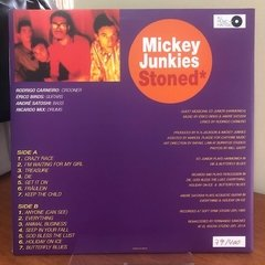 LP Mickey Junkies - Stoned* - comprar online
