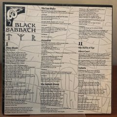 LP Black Sabbath - TYR na internet