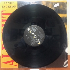 "LP Janet Jackson - Allright 12""MIX Importado na internet"