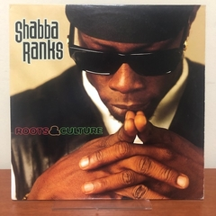 "LP Shabba Ranks - Roots Culture 12"" Mix Importado"