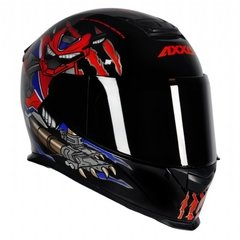 AXXIS EAGLE ANIMALS BLACK-RED - comprar online