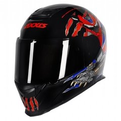 AXXIS EAGLE ANIMALS BLACK-RED - RACEBOX CONCESSIONÁRIA SUZUKI