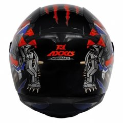 AXXIS EAGLE ANIMALS BLACK-RED