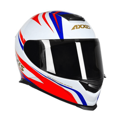 AXXIS EAGLE HYBRID WHITE-BLUE-RED (TAM. 56) - comprar online