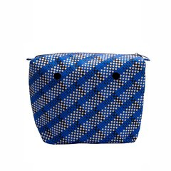 BOLSA INTERIOR AZUL JOIN! HANDBAGS