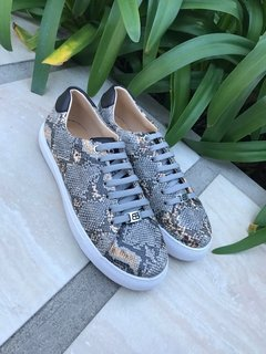 Saona animal print gris en internet