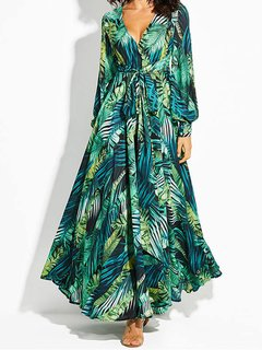 Vestido Longo Tropical Ref 880 na internet