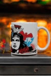 Caneca Wonder Woman She's a Threat