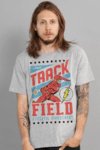 Camiseta Masculina Flash Track Field