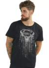 Camiseta Masculina Superman Melting - comprar online