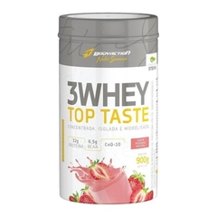 3 WHEY TOP TASTE (900G) BODY ACTION na internet