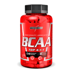 BCAA TOP (120 CAPS) - INTEGRAL MÉDICA