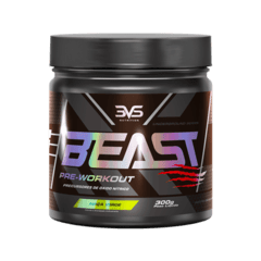 BEAST PRE-WORKOUT (300G) - 3VS