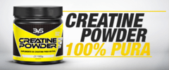 CREATINE POWDER (150G) - 3VS - comprar online
