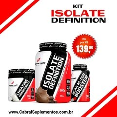 COMBO ISOLATE DEFINITION