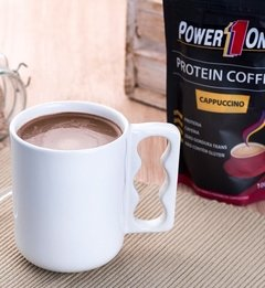 PROTEIN COFFEE CAPPUCCINO (100G) - POWER ONE - comprar online