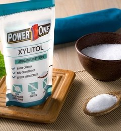 XYLITOL (200G) - POWER ONE - comprar online