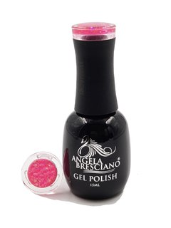 GEL POLISH  ANGELA BRESCIANO  COLOR ROSA FANTASY