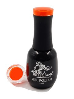 GEL POLISH ANGELA BRESCIANO COLOR NARANJA NEON