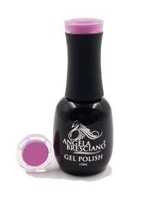 GEL POLISH  ANGELA BRESCIANO  COLOR MAGENTA