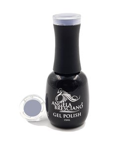 GEL POLISH ANGELA BRESCIANO COLOR GRIS BLUE