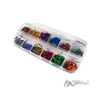 MARIPOSAS HOLO (MIX COLORES) X12U