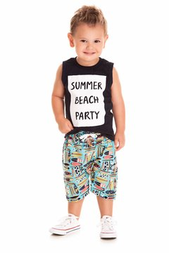 Conjunto Summer Beach