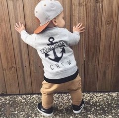 Blusa Crew - Baby Boy Boutique