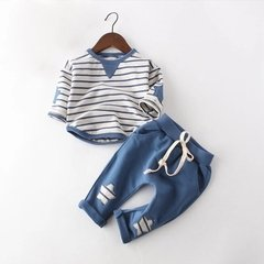 Conjunto Star Blue