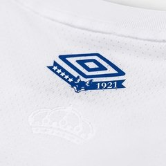 cb23cee6c8659 Camisa Cruzeiro II 2019 s n° - Torcedor Umbro Masculina - Branco e Azul  Royal
