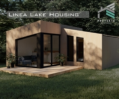 Linea Lake Housing - 36m2 - comprar online