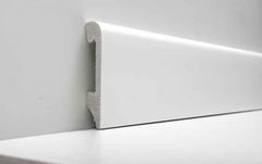 WATERPROOF BLANCO POLAR 14 x 75 x 2400 mm