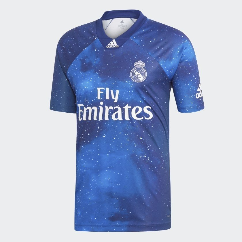 a1acdd390f7 Camisa Real Madrid EA SPORTS