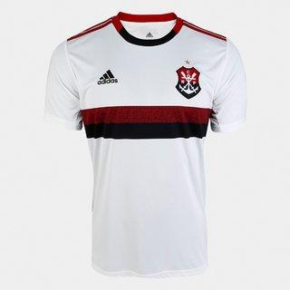 f11ffdddf3 Camisa Flamengo I 2018 s/n° Torcedor Adidas Masculina