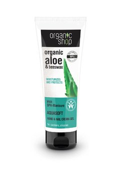 Crema Gel De Manos Irish Spa Manicure 75ml Organic Shop