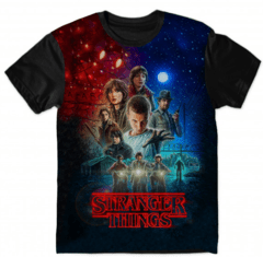 Stranger Things - Modelo 3
