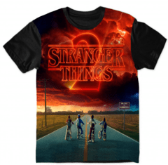Stranger Things - Modelo 4