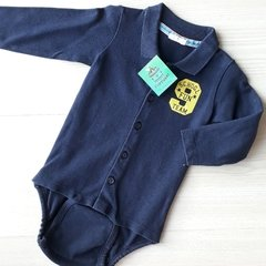 BODY M LARGA - BENETTON - 6 MESES