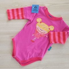 BODY M LARGA - FLOW KIDS - 3 MESES