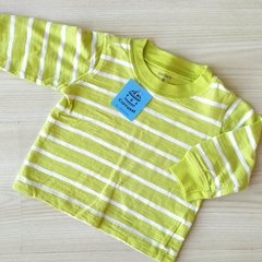 REMERA M LARGA - CARTER´S - 6 MESES