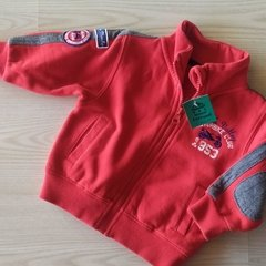 CAMPERA JOGGING - LITTLE REBEL - 9 MESES